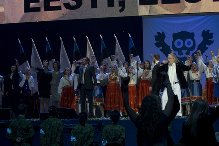 """Unified Estonia"" Convention 4"